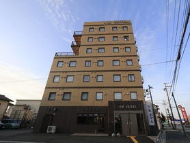 NKホテル加古川(2020年5月8日グランドオープン)施設全景
