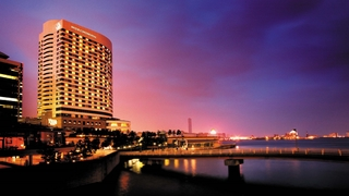 ホテル インターコンチネンタル東京ベイ施設全景