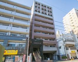 Sumiyoshi apartment施設全景