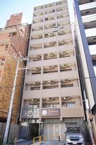 OYOホテル サクラ サンズ 大阪 本町施設全景