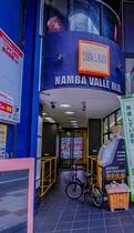 bnb+ Osaka Namba施設全景