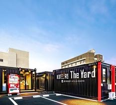 HOTEL R9 The Yard 東金施設全景