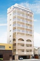 Coruscant Hotel 長崎駅2(コルサントホテル)施設全景