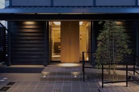 ホテルエスノグラフィー東山三条別邸施設全景