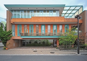 Villa garden Daidai施設全景