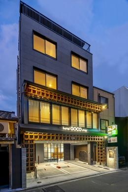 hotel GOCO stay 京都四条河原町施設全景