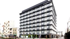 コンフォートホテル京都東寺(2021年4月8日新規開業)施設全景