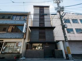 OYOホテル清栄京都 河原町施設全景