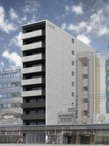 ランドーホテルなんば大阪スイーツ(2020年11月オープン)施設全景