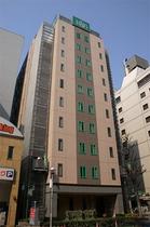 R&Bホテル名古屋錦施設全景