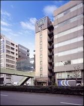 R&Bホテル東日本橋施設全景