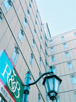R&Bホテル盛岡駅前施設全景