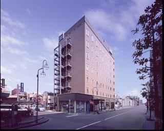 R&Bホテル熊谷駅前施設全景