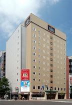 R&Bホテル札幌北3西2施設全景