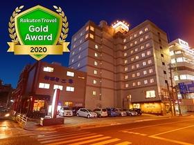 サンプラザホテル<沖縄県>施設全景