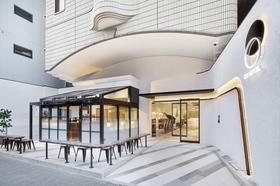 EN HOTEL Hakata(エンホテル博多)施設全景