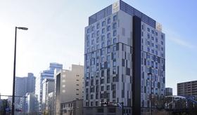 ファーイーストビレッジホテル横浜(2021年6月新規開業)施設全景