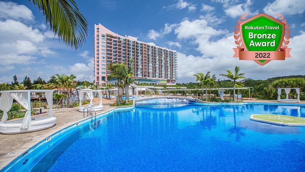 オリエンタルホテル 沖縄リゾート&スパ(旧オキナワ マリオット リゾート & スパ)