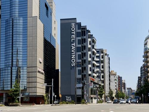 ホテルタビノス京都(2021年7月30日グランドオープン)施設全景
