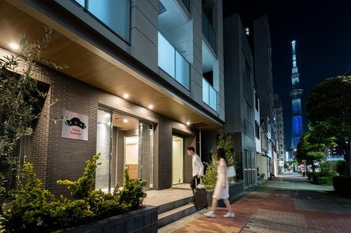 BON東京浅草(2021年6月開業)施設全景