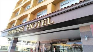 サンライズ観光ホテル施設全景