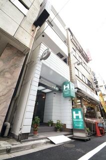 ビジネスホテル やなぎや<東京都>施設全景