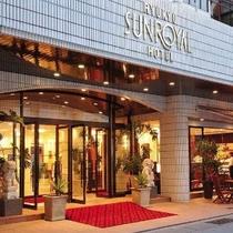 琉球サンロイヤルホテル施設全景