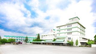 南田温泉 ホテルアップルランド施設全景