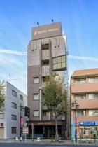 ホテル メルディア 荻窪(旧:クラブイン荻窪)施設全景