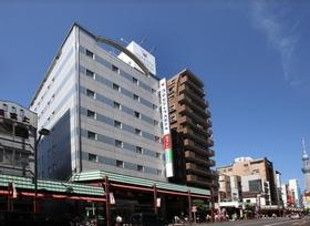浅草セントラルホテル施設全景