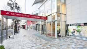 名古屋クレストンホテル施設全景
