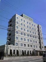 ホテルルートイン掛川インター施設全景