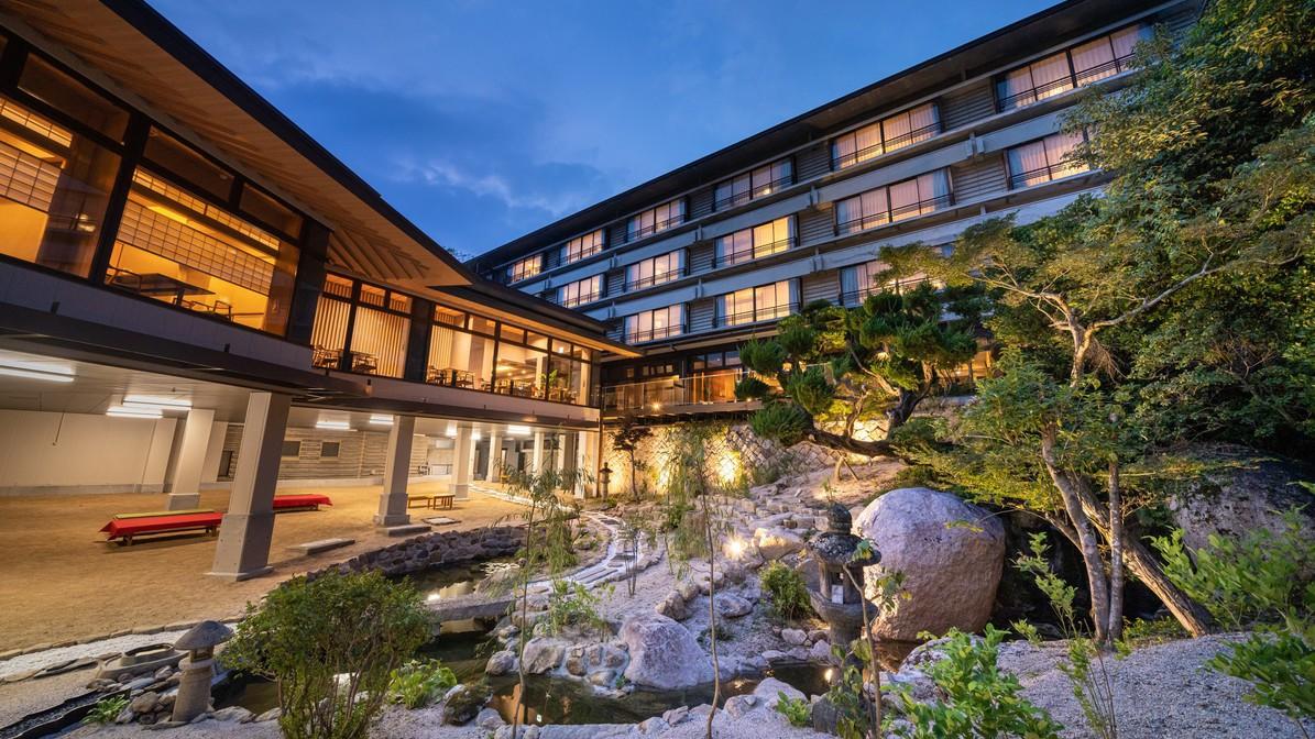 宮島グランドホテル 有もと 地図・アクセス