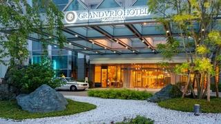 徳島グランヴィリオホテル −ルートインホテルズ−施設全景