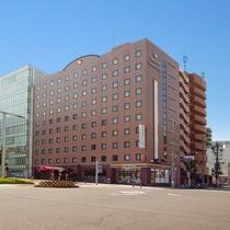 名古屋ビーズホテル施設全景