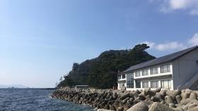 島のひかりが彩なす海の宿 羽衣荘<隠岐諸島>施設全景