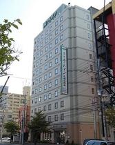 ホテルルートイン札幌北四条施設全景