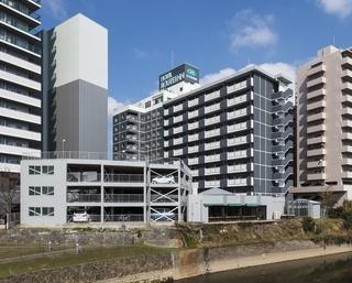ホテルルートイン熊本駅前施設全景