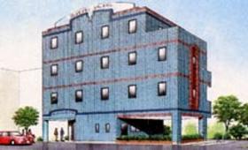 ビジネスホテル ヴァンサンカン施設全景