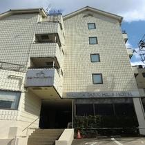 成田パークヒルズホテル施設全景