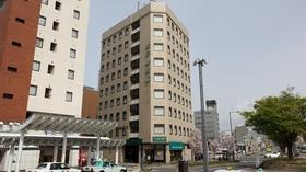 ホテル京福 福井駅前施設全景