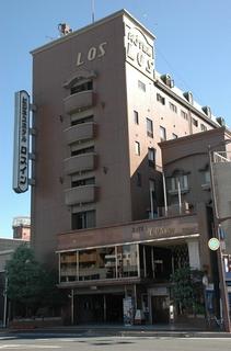 ホテル ロスイン高知施設全景