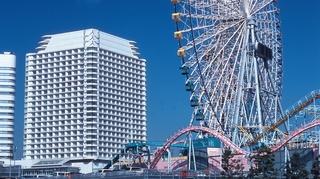 横浜ベイホテル東急施設全景