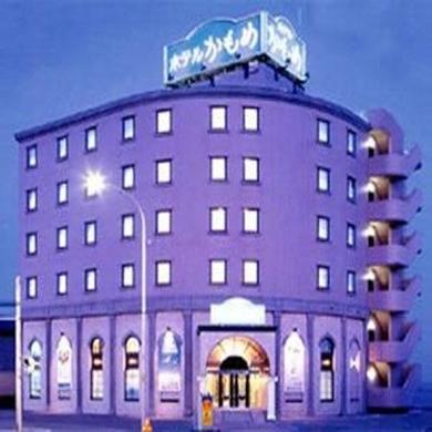 函館 シーサイドホテルかもめ施設全景