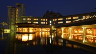 皆生温泉 皆生グランドホテル天水 施設全景