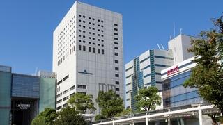 川崎日航ホテル施設全景