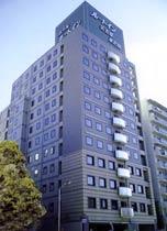 ホテルルートイン名古屋東別院施設全景