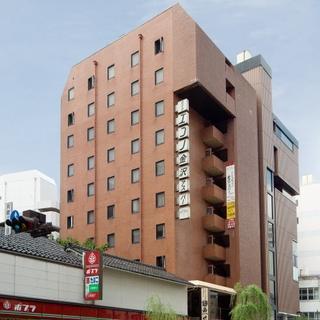 ホテルエコノ金沢アスパー施設全景