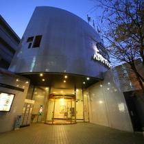 アパホテル〈東京板橋駅前〉施設全景