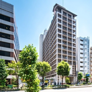 天然温泉 湯元花乃井 秀吉天下取りの湯 スーパーホテル大阪天然温泉施設全景